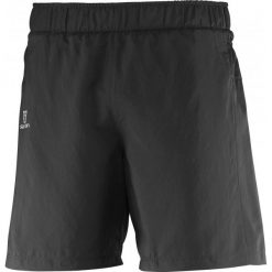 Spodenki i szorty męskie: Salomon Trail Runner Short M Black L