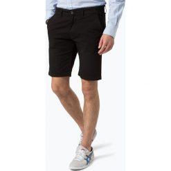 Pepe Jeans - Spodenki męskie – Mc Queen, czarny. Czarne spodenki jeansowe męskie Pepe Jeans, eleganckie. Za 249,95 zł.