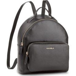Plecaki damskie: Plecak COCCINELLE – BF8 Clementine Soft E1 BF8 14 01 01 Noir 001