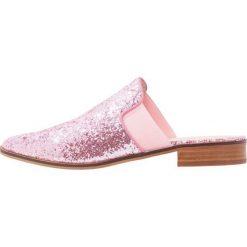 Chodaki damskie: Shellys London DONEEN Klapki pink glitter