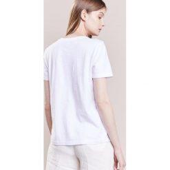 T-shirty damskie: Whistles BRODERIE INSERT TASSEL Tshirt z nadrukiem white
