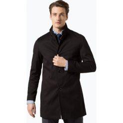 Płaszcze męskie: Finshley & Harding London – Płaszcz męski, czarny