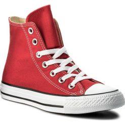 Trampki CONVERSE - All Star Hi M9621C Red. Czerwone tenisówki męskie Converse, z gumy. Za 299,00 zł.