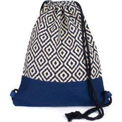 Torebki i plecaki damskie: Art of Polo Plecak miejski Adventure granatowo-biały