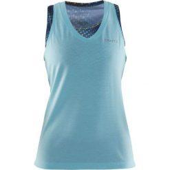 Bluzki asymetryczne: Craft Koszulka damska Velo XT Singlet niebieska r. L (1904979-2304)