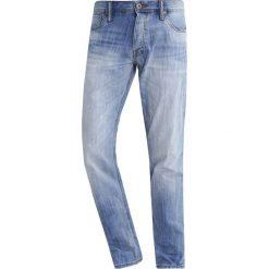 Spodnie męskie: Jack & Jones JJITIM Jeansy Slim Fit blue denim