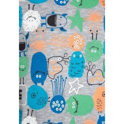 Mothercare BOYS MONSTER 2 PACK  Piżama blue. Niebieskie bielizna chłopięca marki mothercare, z bawełny. Za 149,00 zł.
