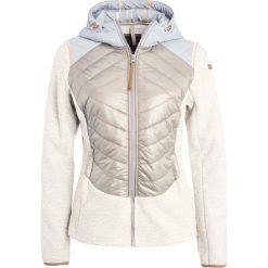 Icepeak TRINA Kurtka z polaru natural white. Białe kurtki damskie softshell Icepeak, z materiału. W wyprzedaży za 237,30 zł.