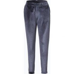 Marie Lund - Damskie spodnie dresowe, szary. Niebieskie bryczesy damskie marki Marie Lund, l, z haftami. Za 99,95 zł.