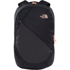 Torby na laptopa: The North Face Plecak W Isabella Tnf Black Heather/Burnt Coral Metallic