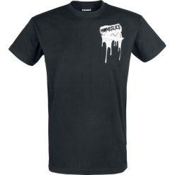 Cosmic Homeslice T-Shirt czarny. Czarne t-shirty męskie z nadrukiem Cosmic, s, z okrągłym kołnierzem. Za 42,90 zł.
