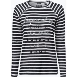 Superdry - Damska bluza nierozpinana, niebieski. Niebieskie bluzy damskie marki Superdry, m, z haftami. Za 229,95 zł.