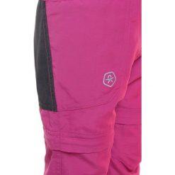 Odzież chłopięca: Color Kids TIGGO ZIP OFF PANTS Spodnie materiałowe fuchsia red