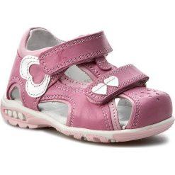Sandały dziewczęce: Sandały KORNECKI – 03966  Fuxia/S