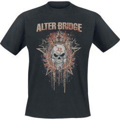 T-shirty męskie: Alter Bridge Royal Skull T-Shirt czarny