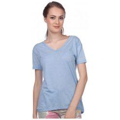 Brave Soul T-Shirt Damski Viv Xs Niebieski. Niebieskie t-shirty damskie marki Brave Soul, xs. W wyprzedaży za 33,00 zł.