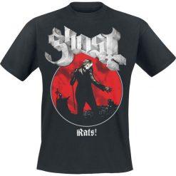 T-shirty męskie: Ghost Rats Admat T-Shirt czarny