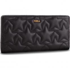 Duży Portfel Damski FURLA - Artic 993866 P PAX6 2Q0 Onyx. Czarne portfele damskie Furla, ze skóry. Za 735,00 zł.
