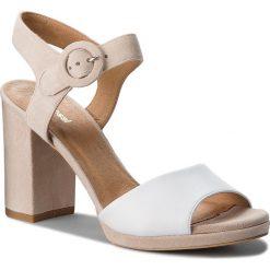 Sandały damskie: Sandały GINO ROSSI – Fumi DNH327-W30-0371-1711-0 02/00