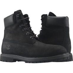 Buty trekkingowe damskie: Timberland Buty damskie 6 Premium In Boot czarne r. 37 (8658A)