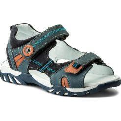 Sandały LASOCKI YOUNG - CI12-PORTO-03 Granatowy 1. Niebieskie sandały męskie skórzane marki Lasocki Young. W wyprzedaży za 79,99 zł.