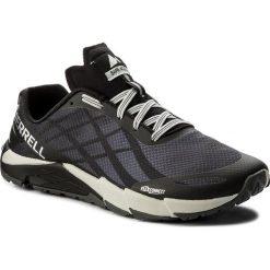 Buty do biegania męskie: Buty MERRELL - Bare Access Flex J09657 Black/Silver