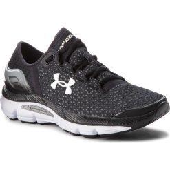 Buty UNDER ARMOUR - Ua W Speedform Intake 2 3000290-002 Blk. Czarne buty do biegania damskie marki Under Armour, z materiału. W wyprzedaży za 299,00 zł.