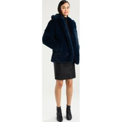 Płaszcze damskie pastelowe: Karen Millen COLOURED COAT Płaszcz zimowy blue