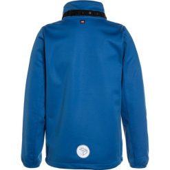 LEGO Wear BOY SEBASTIAN 206  Kurtka przejściowa blue. Niebieskie kurtki chłopięce przejściowe marki LEGO Wear, z materiału. Za 299,00 zł.