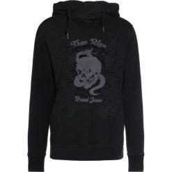 Bejsbolówki męskie: True Religion Bluza z kapturem black
