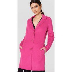 MbyM Płaszcz Aby Padova - Pink. Różowe płaszcze damskie pastelowe mbyM, z wełny. Za 607,95 zł.
