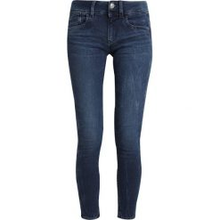 GStar LYNN DMID ANKLE SUPER SKINNY  Jeans Skinny Fit dk aged89. Szare jeansy damskie relaxed fit marki G-Star. Za 469,00 zł.
