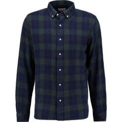 Koszule męskie na spinki: Knowledge Cotton Apparel GOTS Koszula green gables