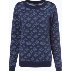Ragwear - Damska bluza nierozpinana – Tashi, niebieski. Niebieskie bluzy damskie marki Ragwear, l. Za 259,95 zł.