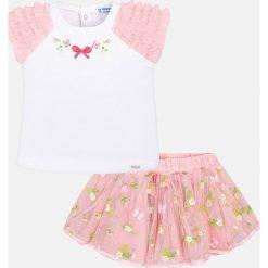 Spodnie dresowe dziewczęce: Mayoral – Komplet dziecięcy 80-98 cm