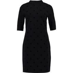 Odzież damska: Hobbs ROSINA Sukienka dzianinowa black