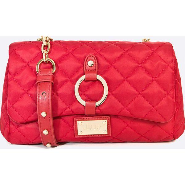 ee7990ac1c67a Liu Jo - Torebka - Czerwone torebki klasyczne damskie Liu Jo
