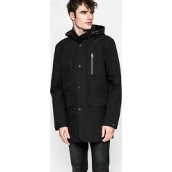 Medicine - Płaszcz Slow Future. Czarne płaszcze na zamek męskie MEDICINE, l, z bawełny. W wyprzedaży za 149,90 zł.
