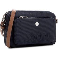 Torebka JOOP! - Manu 4140003705 Dark Blue 402. Niebieskie torebki klasyczne damskie JOOP!, z materiału. W wyprzedaży za 299,00 zł.