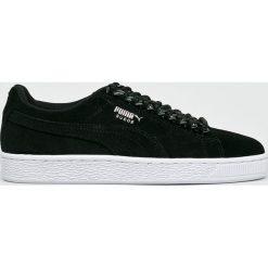 Puma - Buty Suede Classic X Chain Wn's. Szare buty sportowe damskie Puma, z materiału. W wyprzedaży za 399,90 zł.