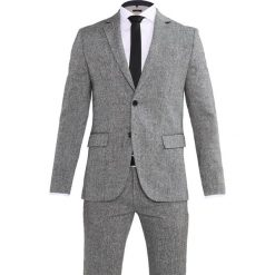Pier One Garnitur  mottled grey. Szare garnitury marki Pier One, z materiału. Za 549,00 zł.