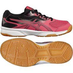 Asics Buty damskie Upcourt 2 GS czerwony r. 34.5 (C734Y 1995). Czerwone buty sportowe męskie Asics. Za 170,97 zł.