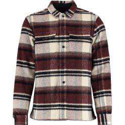 Koszule męskie na spinki: AllSaints DEACON Koszula ecru white/red