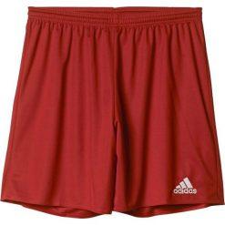 Adidas Spodenki męskie Parma 16 Short czerwone r. L (AJ5881). Czerwone spodenki sportowe męskie marki Adidas, l. Za 51,64 zł.