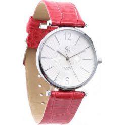 Czerwony Zegarek Record. Czerwone zegarki damskie Born2be. Za 29,99 zł.