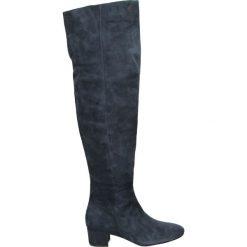Kozaki - 4118200 NIGHT. Szare buty zimowe damskie marki Venezia, ze skóry. Za 349,00 zł.