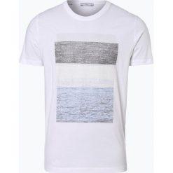 Selected - T-shirt męski, czarny. Szare t-shirty męskie z nadrukiem marki Selected, l, z materiału. Za 89,95 zł.