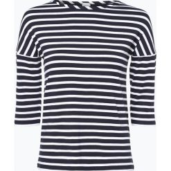 T-shirty damskie: BOSS Casual – Koszulka damska – Tamarini, niebieski