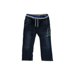 Name it Spodnie Atoms dark blue denim. Niebieskie spodnie niemowlęce Name it, z bawełny. Za 125,00 zł.