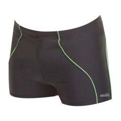 Kąpielówki męskie: Aqua-Speed Kąpielówki męskie Harry r. XL/01 czarne/zielone (44283)